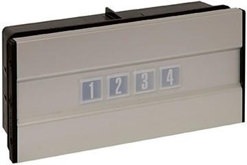 Art. 1200 x QUADRO LED INCASSO - FEB Elettrica