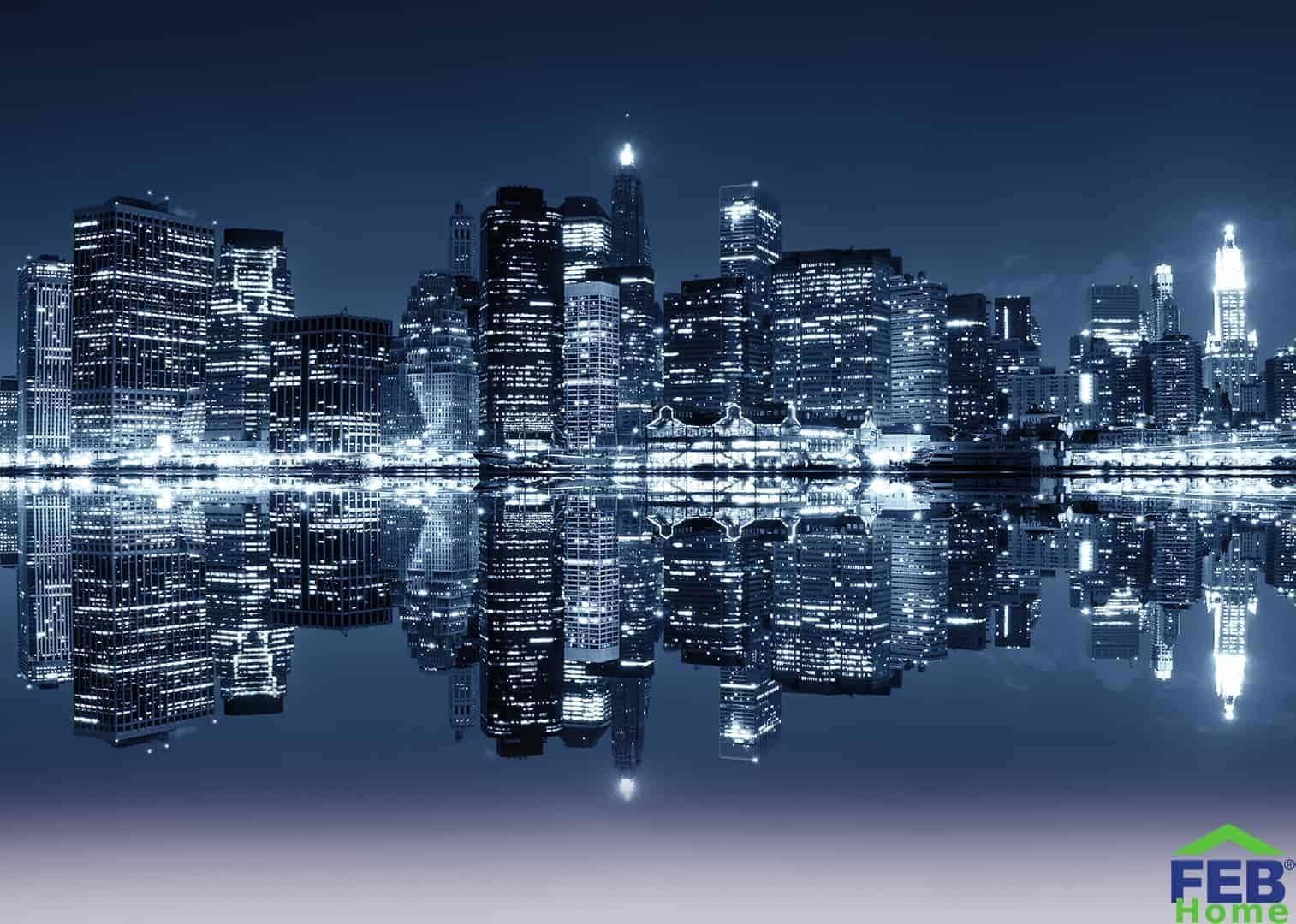sfondo city - FEB Home 1080