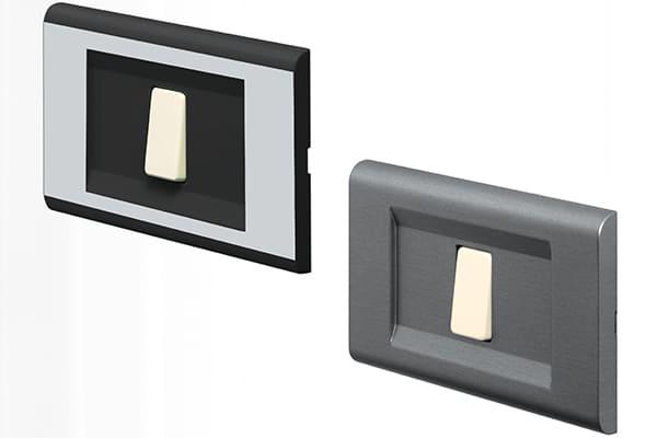 laser serie click - metal - FEB Elettrica