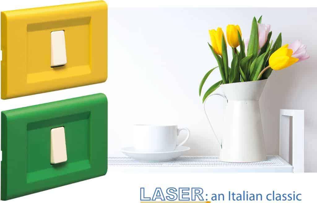 Serie Laser - en