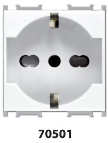 Universal P40 socket