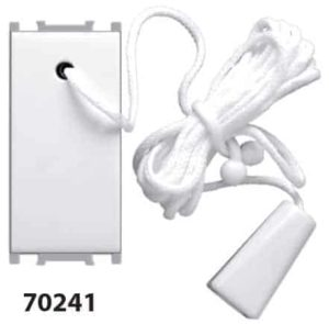 Push button with cord 16A 250V
