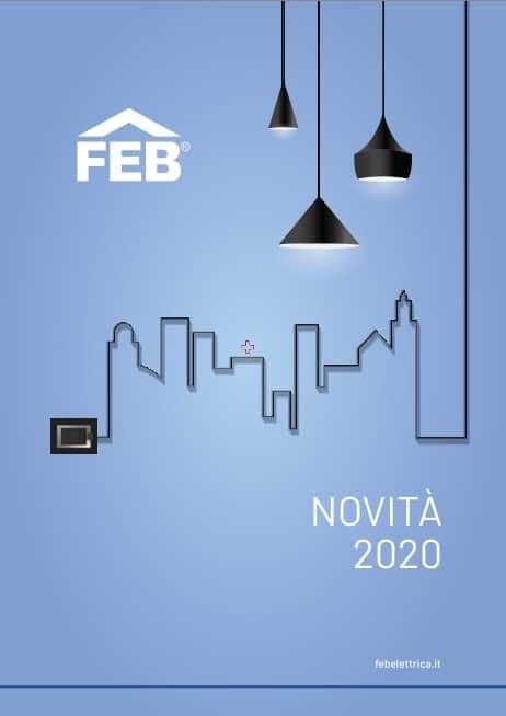 Cover catalogo novità 2020