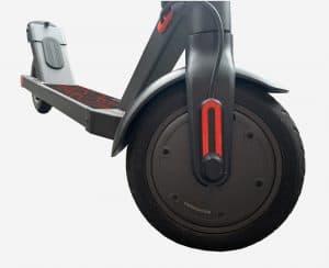Lightning wheel and motor