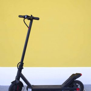 Lightning scooter