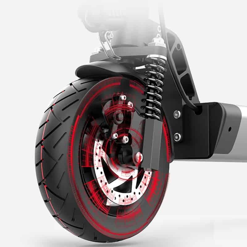 Thunder front wheel
